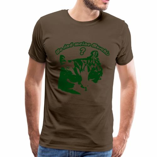 Cati - Männer Premium T-Shirt