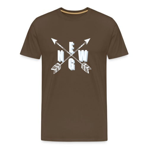 new generation new style - Mannen Premium T-shirt