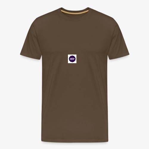 DROP ICONIC - Men's Premium T-Shirt