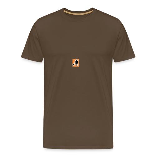 Dog - Maglietta Premium da uomo