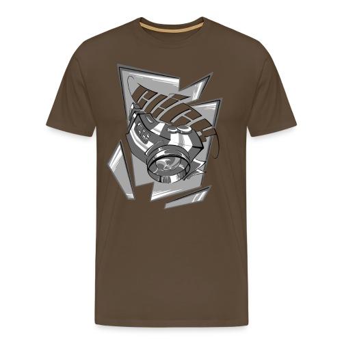 Kamera CLICK - Männer Premium T-Shirt