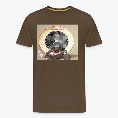 vintage contest - Men's Premium T-Shirt
