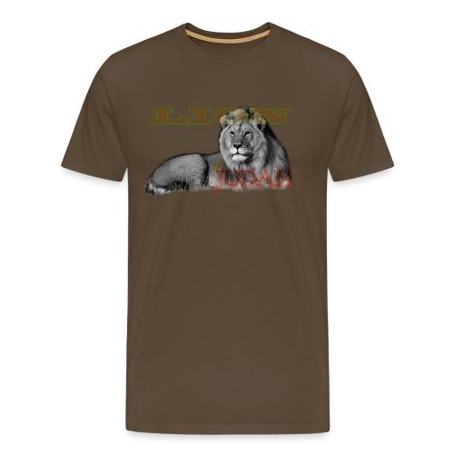 Lrg Judah Tribal Gears - Men's Premium T-Shirt
