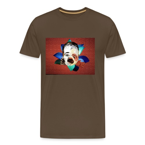 ugly beautiful doll - Men's Premium T-Shirt