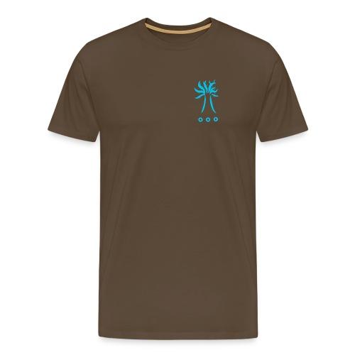 Collection TREE BLEU - T-shirt Premium Homme