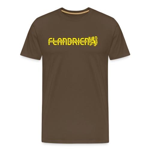 flandrien - Mannen Premium T-shirt