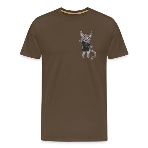 ShirtJerboaAnzah - Männer Premium T-Shirt