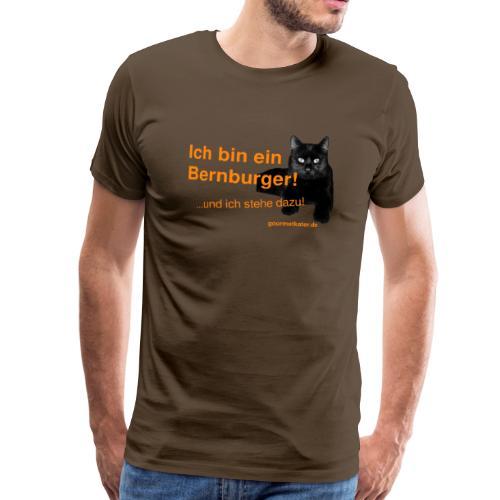 Statement Bernburg - Männer Premium T-Shirt