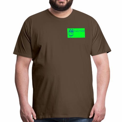CRAZY DRESS  - Camiseta premium hombre
