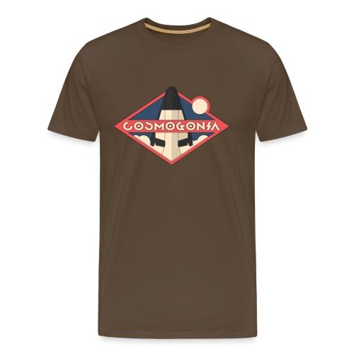 Cosmogonia retro - T-shirt Premium Homme