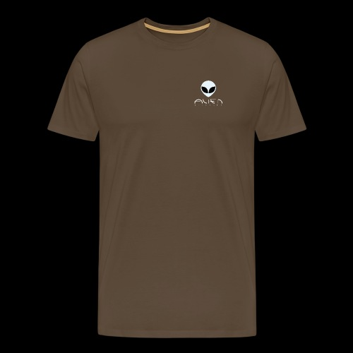 alien2 - Mannen Premium T-shirt