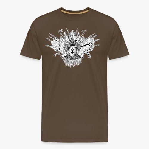 Sanglier Breton - T-shirt Premium Homme