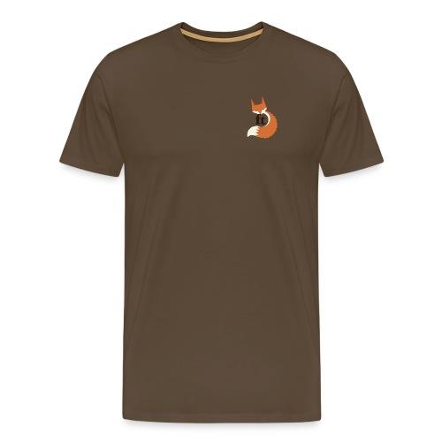 Fox FT RGB - Männer Premium T-Shirt