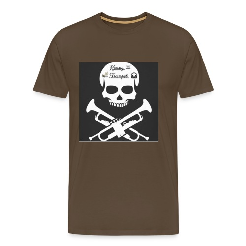 merchandise from me (Kenny_trumpet) - Männer Premium T-Shirt