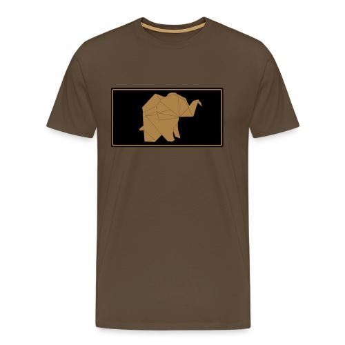 ORIPHANT - Männer Premium T-Shirt