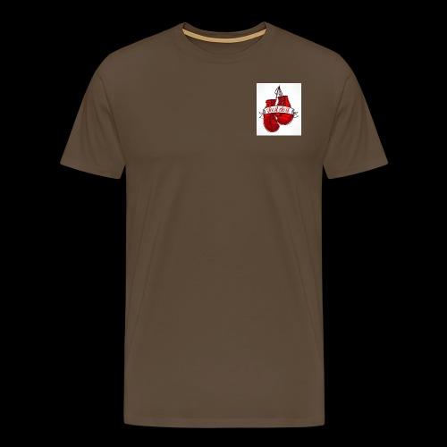 the boxing one - Men's Premium T-Shirt