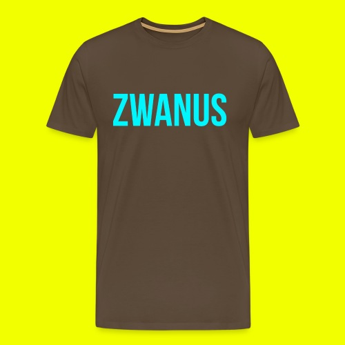 zwanus - Mannen Premium T-shirt