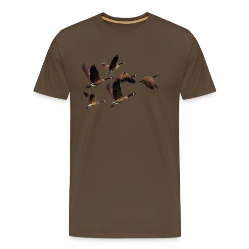 Enten - Männer Premium T-Shirt
