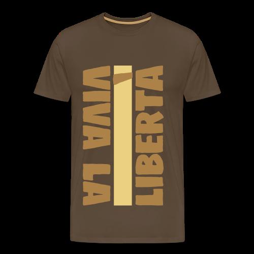 Don Giovanni: Viva La Libertà - Maglietta Premium da uomo