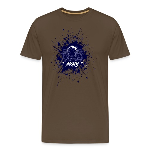 Wonderland Army - Männer Premium T-Shirt