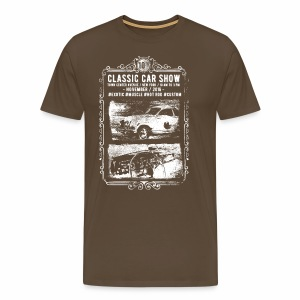 Classic Car Show: Oldtimer in Aktion! - Männer Premium T-Shirt