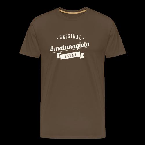 Vintage - Maglietta Premium da uomo