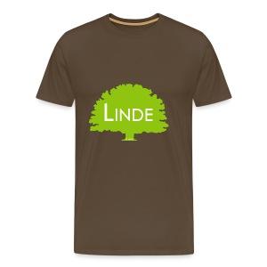 Linde gewagt - Männer Premium T-Shirt