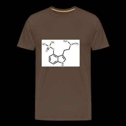 Psilocybin - Men's Premium T-Shirt