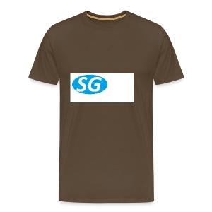 logo oficieele swen games - Mannen Premium T-shirt