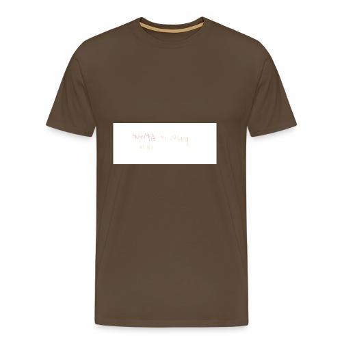 0 euro - Maglietta Premium da uomo