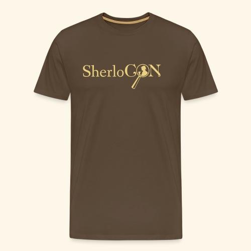 SherloCON 2018 - Männer Premium T-Shirt