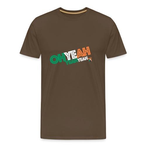 BazzlarOhYeah - Men's Premium T-Shirt