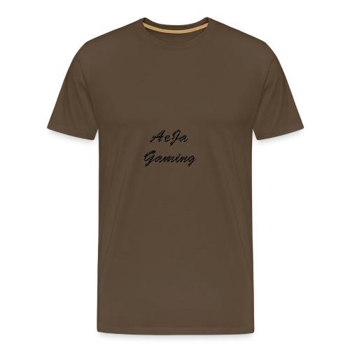 ae - Miesten premium t-paita