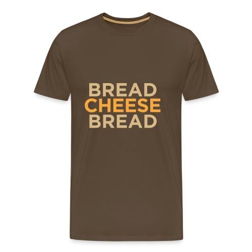 Grilled cheese sandwich - Men's Premium T-Shirt
