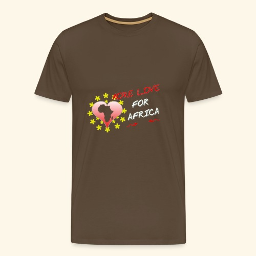 love africa - T-shirt Premium Homme