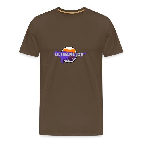 Ulranetdk - Herre premium T-shirt