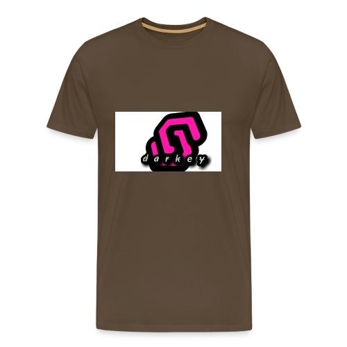 Darkey - Männer Premium T-Shirt