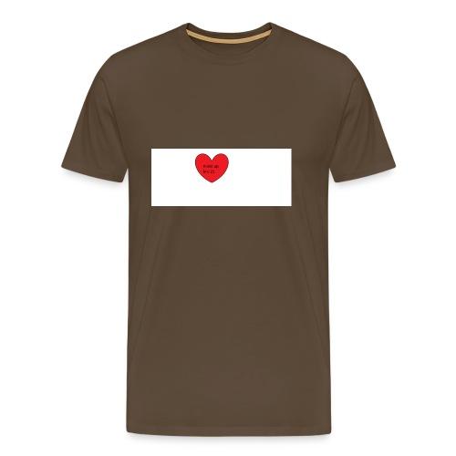 make up bro - Männer Premium T-Shirt