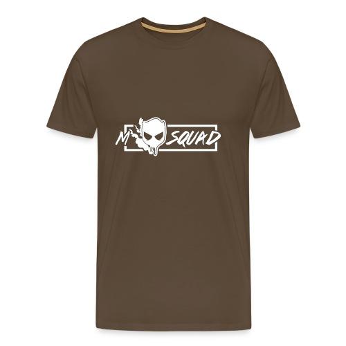 M-Squad Snapback - Miesten premium t-paita