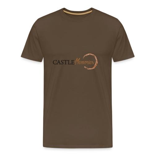 Castle Memories - Maglietta Premium da uomo