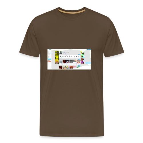 my robox channle - Men's Premium T-Shirt