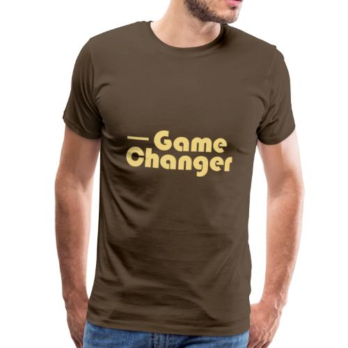Game Changer - Men's Premium T-Shirt