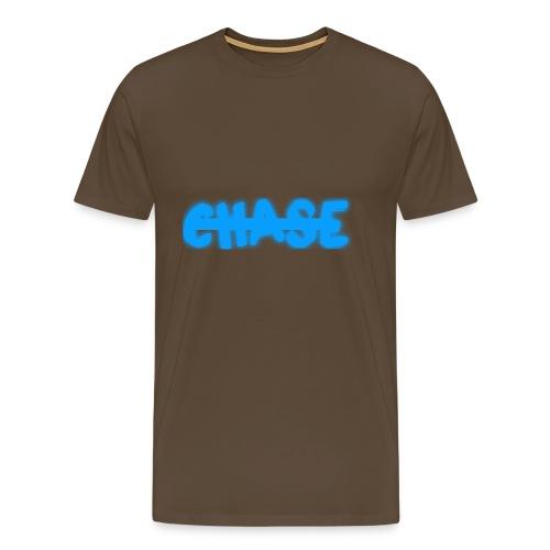 big_chase_bl - Men's Premium T-Shirt