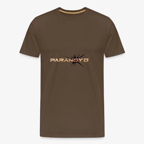 Paranoyd-Logo - Männer Premium T-Shirt
