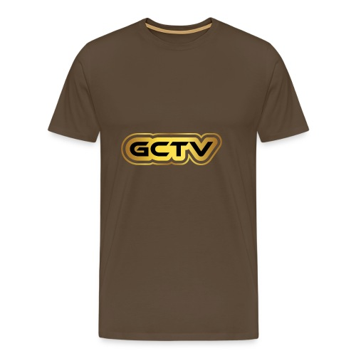 GCTV Gold - Men's Premium T-Shirt