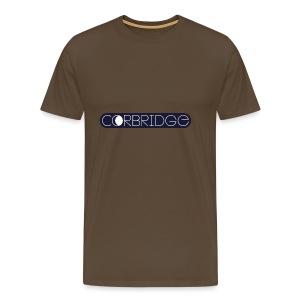 corbridge logo - Männer Premium T-Shirt