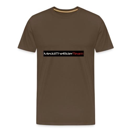 MeddiTheRiderTeam - Maglietta Premium da uomo