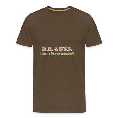 Urbex Photography - Männer Premium T-Shirt
