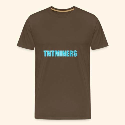 tntminers annan faerg 4 - Premium-T-shirt herr