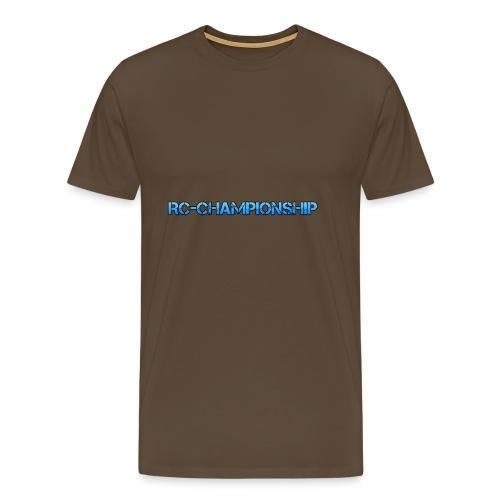 Sponsor - Premium-T-shirt herr